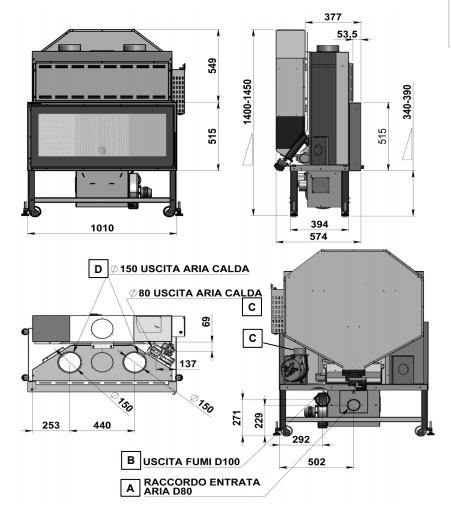 ESQUEMA TÉCNICO SERBIS M14